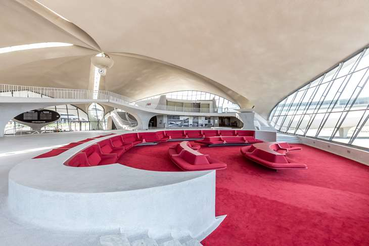 TWA Hotel – Έρχεται το 2019 στο αεροδρόμιο JFK της Νέας Υόρκης : Ταξίδι