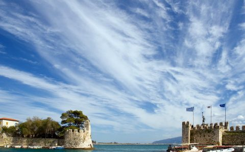 Ναύπακτος – Εκεί όπου βουνό και θάλασσα συναντιούνται : Ταξίδι