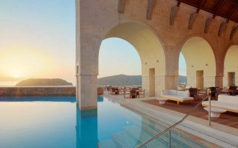 Blue Palace Resort and Spa – Σημαντική διάκριση από το Αμερικανικό Condé Nast Traveler : Ταξίδι